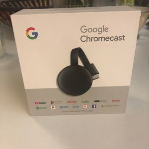 Other - Google Chromcast